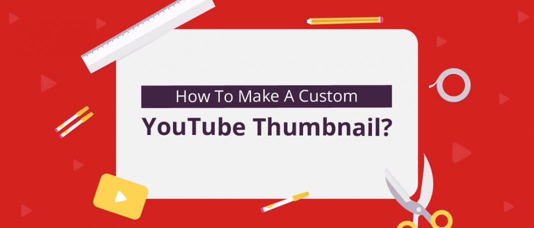 Select the subject image for your thumbnail. The best practice for creating a thumbnail is using an image which is relevant to your video.
