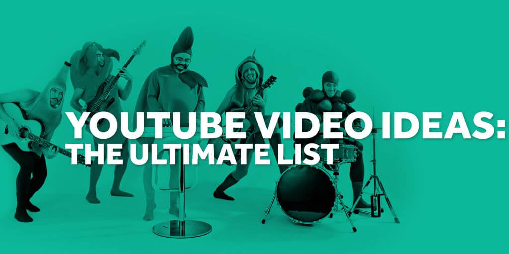 11 Unique Video Ideas