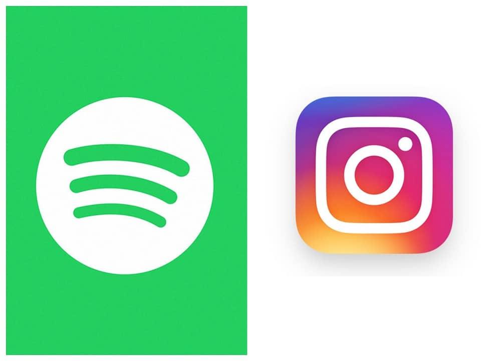 Hot Trends on Spotify/ Instagram