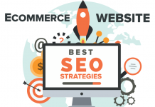 Top Ten SEO Strategies for Ecommerce Websites