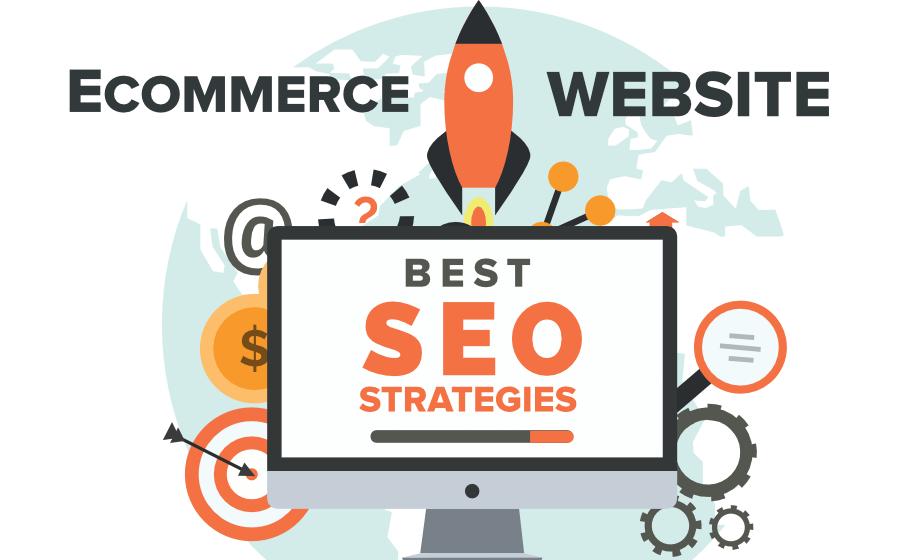 Top Ten SEO Strategies for Ecommerce Websites