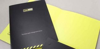 The Importance of personalised presentation folders in everyday business