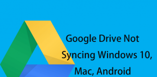 How to Deal With Google Drive Not Syncing