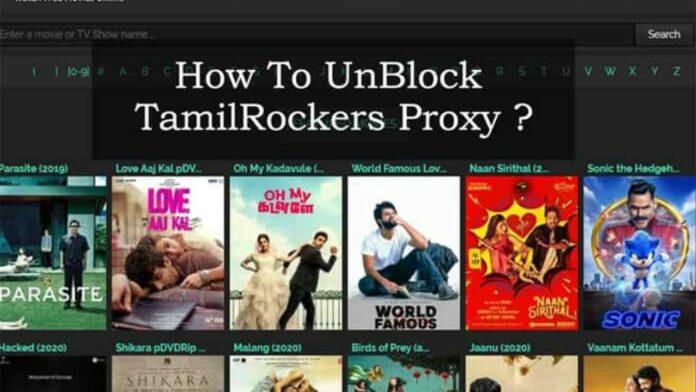 TamilRockers Proxy