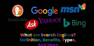 search engines.